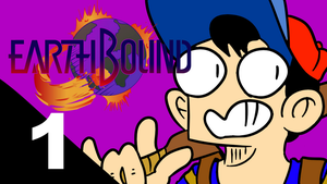 Let's Play Earthbound - Thumbnail (No. 1) by DaedalusTheGreat