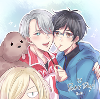 [YOI] Pocky Day 11/11 by seohh
