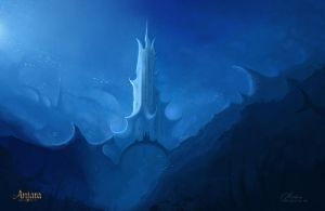 The White Palace of Bottom by maril1