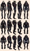 Mass Effect, Turian Councillor Reference. by Troodon80