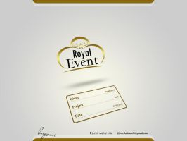 Royal Event Logo by LMA-Design