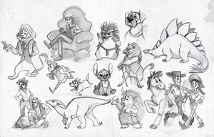 Sketchdump by rollingrabbit