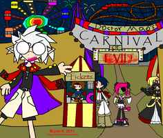 The Carnival of Evil by Firewarrior117