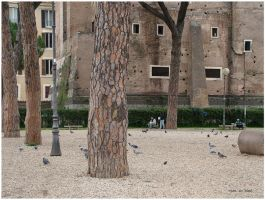 park in roma by mR-StIck