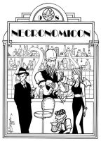 OLD WORK - Necro '98 by Inkthinker