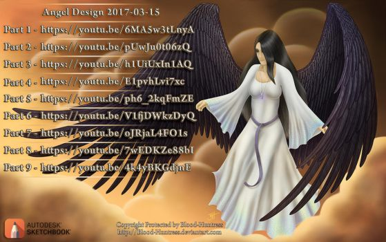 Angel Design 2017-03-15 by Blood-Huntress