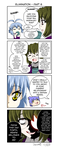 Yandere-Chan 4koma - Elimination - Part 6 by Zero-Q