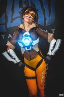 Tracer from Overwatch by Ardsami