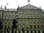 Royal Palace, Dam Square by TammuzAsmodeus