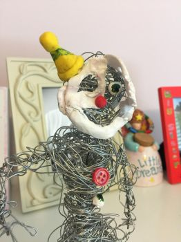FNAF Ennard Figure (FOR SALE) by Take-Out-The-TrashXD