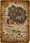 Ibernia Map by KendraFitz