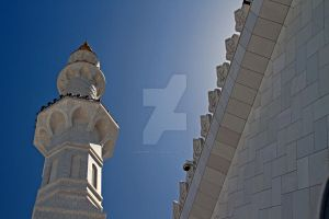 Abu Dhabi - Grand Mosque 13 by LeighWhittaker