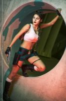 Tomb Raider III South Pacific - Looking around by FuinurCroft