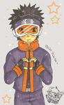 Obito Loves You 8D by Numbuh-9
