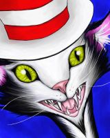 The Cat in the Hat by Corvalian