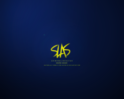 SLAS - MY NEW LOGO ! by Hatem-DZ