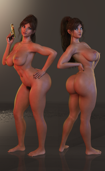 Fit Cocoa (Raw Render) by ambient-avalancher