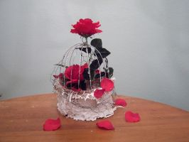 Final caged love by JunkoAn