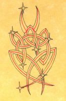 Celtic Tattoo 2 by Soul-feeder