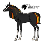 ADLG's Ghost Rider 5083 [foal] by TheNapier