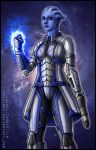 Mass Effect: Liara T'Soni by Lukael-Art