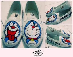 DORAEMON II by cupcakes-custom