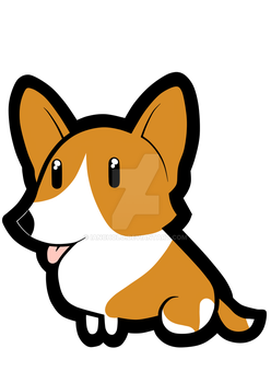 Corgi by IanCholo