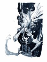 DARK PHOENIX by EricCanete