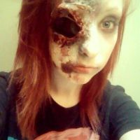 Special Effects Make-up by immckenzieakilljoy
