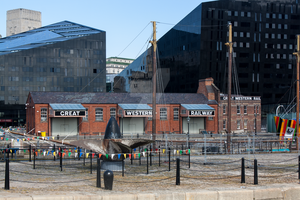 Canning Dock Liverpool by shpak60