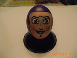 buzz lightyear easter egg by toastles