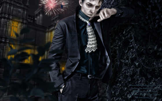 Dishonored The Outsider by TalosRules