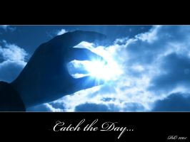 Catch the day... by Pe-O