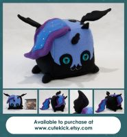 Nightmare Moon Pony Cube by cutekick