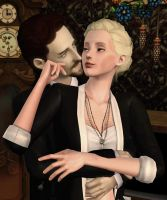 Vampire Hiddleston by TheSims3Pets