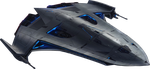 X-70B Phantom-Class Prototype by DoctorAnonimous