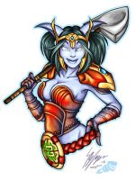 Remaxlynna - Wowhead Contest Commission by Noxychu