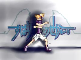 Neku Sakuraba Wallpaper by Carla-Deep