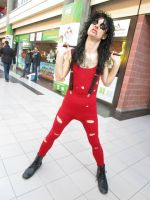 Alice Cooper - Cos-Mo 2014 by Groucho91