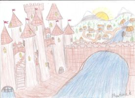 Castle by yom100