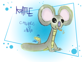 Koattle by qwertypictures