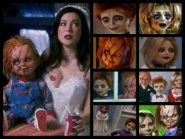 Seed of Chucky Collage by sonicshadowlover13