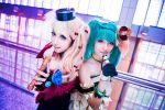 Macross Frontier : What 'bout my star? by thebakasaru
