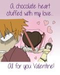 A Fruits Basket Valentine by MouseSky