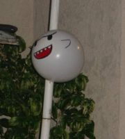 party decorations11 Boo Balloon by Crossing-Dreamer