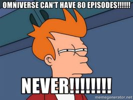 omniverse meme-fry from futurama by popaandreea