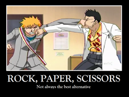 ROCK, PAPER, SCISSORS by TIMOTHEUS-25