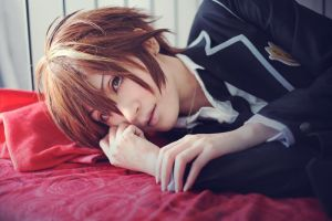Guilty Crown  shu ouma by 0hagaren0