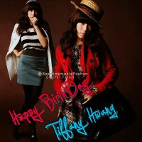 Tiffany edit #1 || Happy Birth Day Tiffany Hwang! by sweetmomentspushun