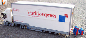 Commission: Interlink Express8 by VulpineDesignsULTD